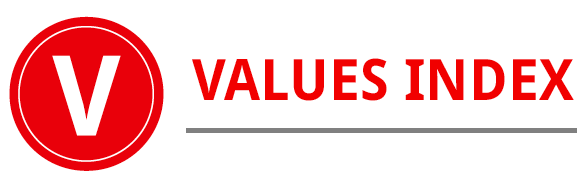 Values index profile insights